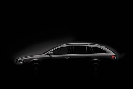 Llega la versión familiar del Škoda Superb