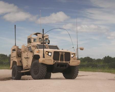 Video: JLTV, este es el sustituto del Humvee