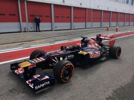 Max Verstappen inició con éxito su programa de pruebas