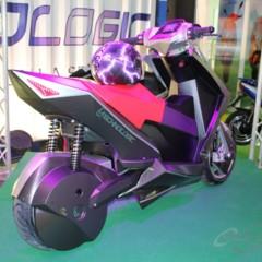 Foto 2 de 6 de la galería t-logic-navigator-scooter-electrico-de-altas-prestaciones en Motorpasion Moto