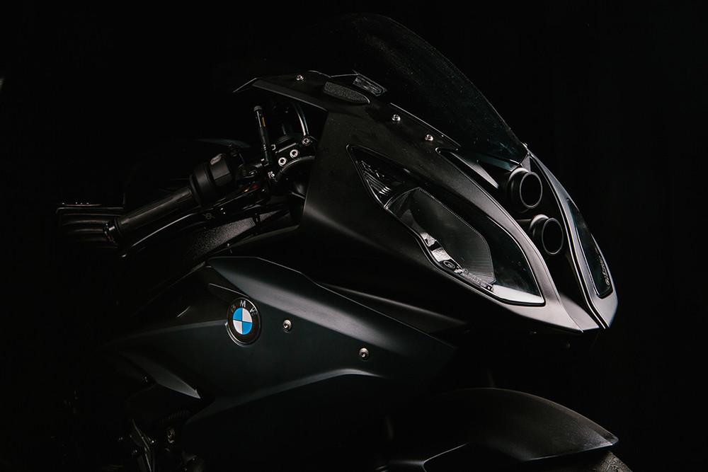 Foto de BMW S1000 RR Turbo (3/4)