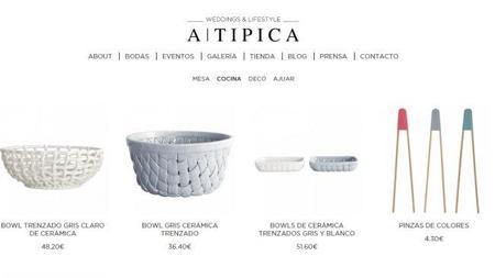 Atipica Online Cocina