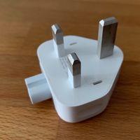Apple inicia un programa de sustitución gratuito para algunos enchufes ingleses