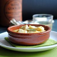 Cazón al azafrán: receta fácil, sencilla y deliciosa