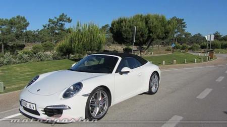Porsche 911 Cabrio, presentación y prueba en Lisboa (parte 2)