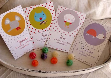 Invitaciones De Cumpleaños Personalizadas Para Imprimir En Casa