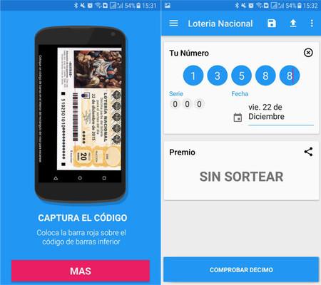 Loteria Escaner