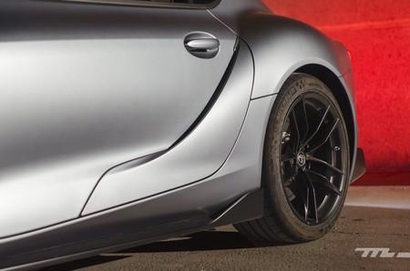 Toyota Supra 2020 Prueba 010