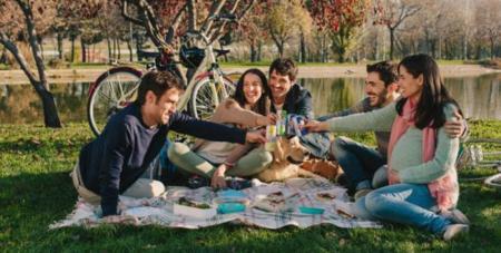 Siete parques urbanos para ir de picnic y perderte con tu bici: Ciudadano 0,0 presenta #Sacatubici.