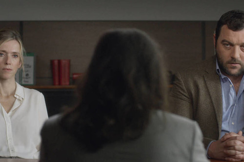 'Custodia compartida' se viste de película de suspense para mostrar el horror más cotidiano y descarnado