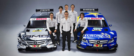 Dani Juncadella confirmado como piloto oficial de Mercedes-Benz en el DTM