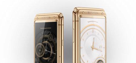 El nuevo smartphone de tapa de Samsung vale lo mismo que cinco Galaxy S7