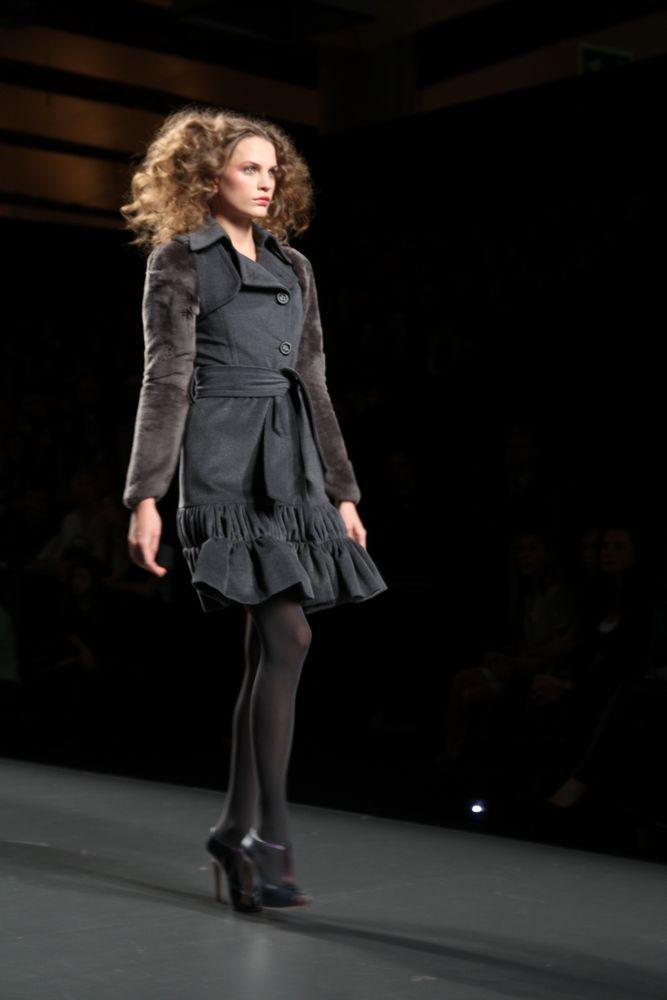 Foto de Alma Aguilar en la Cibeles Madrid Fashion Week Otoño-Invierno 2011/2012 (117/126)