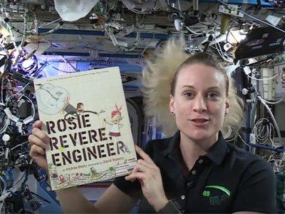 Cuentos desde el espacio para hacer soñar a los niños