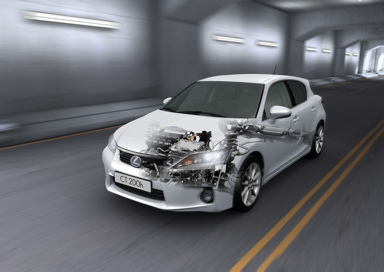 Foto de Lexus CT 200h (89/164)