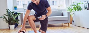 Un entrenamiento rápido en casa para poner tus hombros, pecho y tríceps a punto en 30 minutos