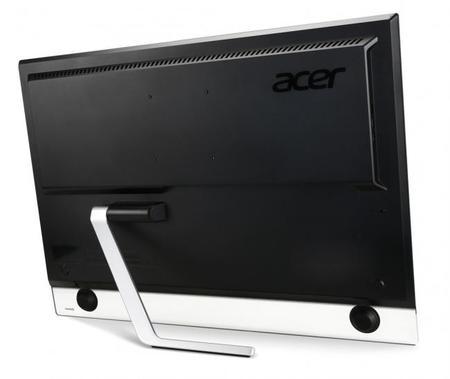 Acer TA272HUL trasera