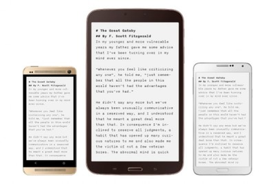 iA Writer llega a Android