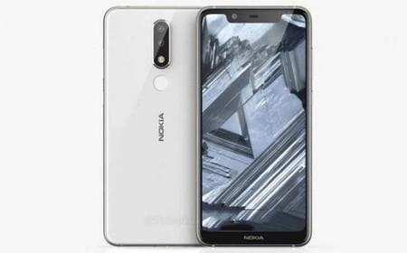 Nokia X5 Diseni