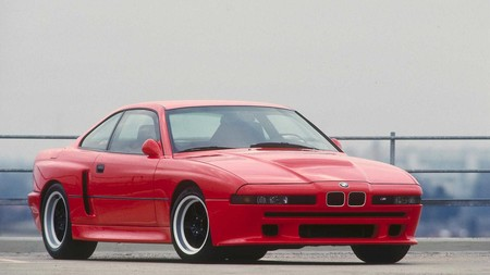 BMW M8 Prototype E31