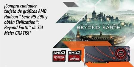 AMD incluye Civilization: Beyond Earth en su promoción Never Settle: Space Edition