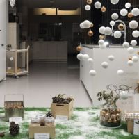 Tres inspiradoras ideas para decorar un escaparate en fiestas