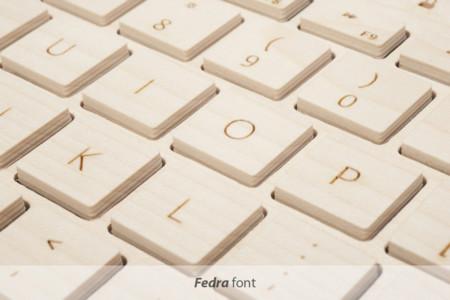 Oree Keyboard Font Fedra 1024x1024