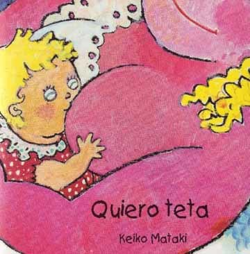 """""""Quiero teta"""", un cuento sobre lactancia"""