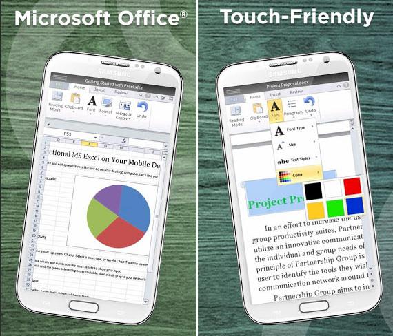 CloudOn 4.0 da soporte a smartphones Android