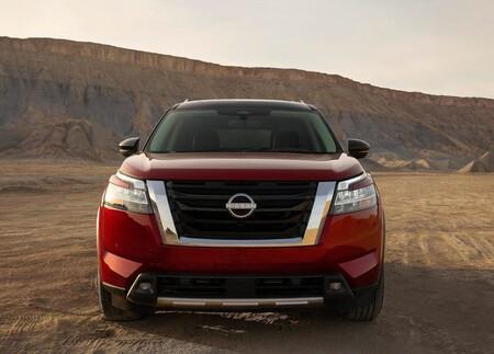 Nissan Pathfinder 2022 1600 0a