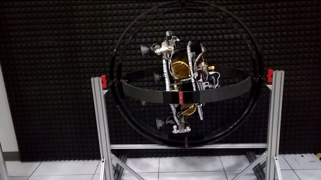 Drones In Space