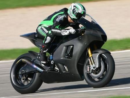 Kawasaki sigue en MotoGP