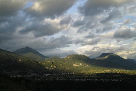 los alpes julianos bled eslovenia