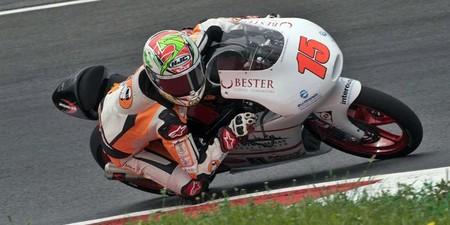 Con su brillante actuación en Austria, Jaume Masiá se gana un asiento por dos años en el mundial de Moto3