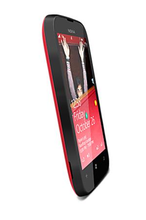 Nokia Lumia 510 lado