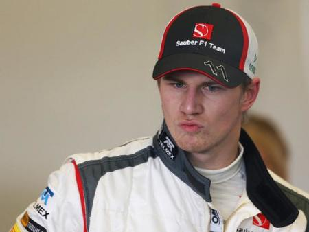 Nico Hulkenberg admite que su vida en Sauber ha sido más difícil de lo esperado