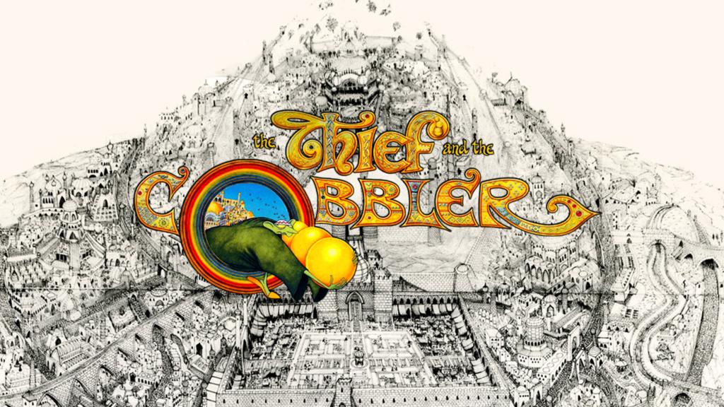 'The Thief and the Cobbler': la fallida obra magna de Richard Williams es una pieza única en el cine de animación