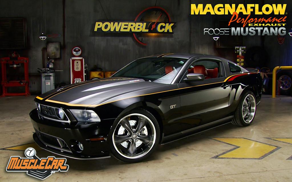 Foto de 2010 Ford Mustang GT por Chip Foose (3/9)