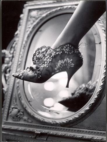 Poster Roger Vivier for Dior