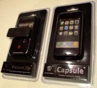 A fondo: Funda Capsule y VisionClip para iPhone