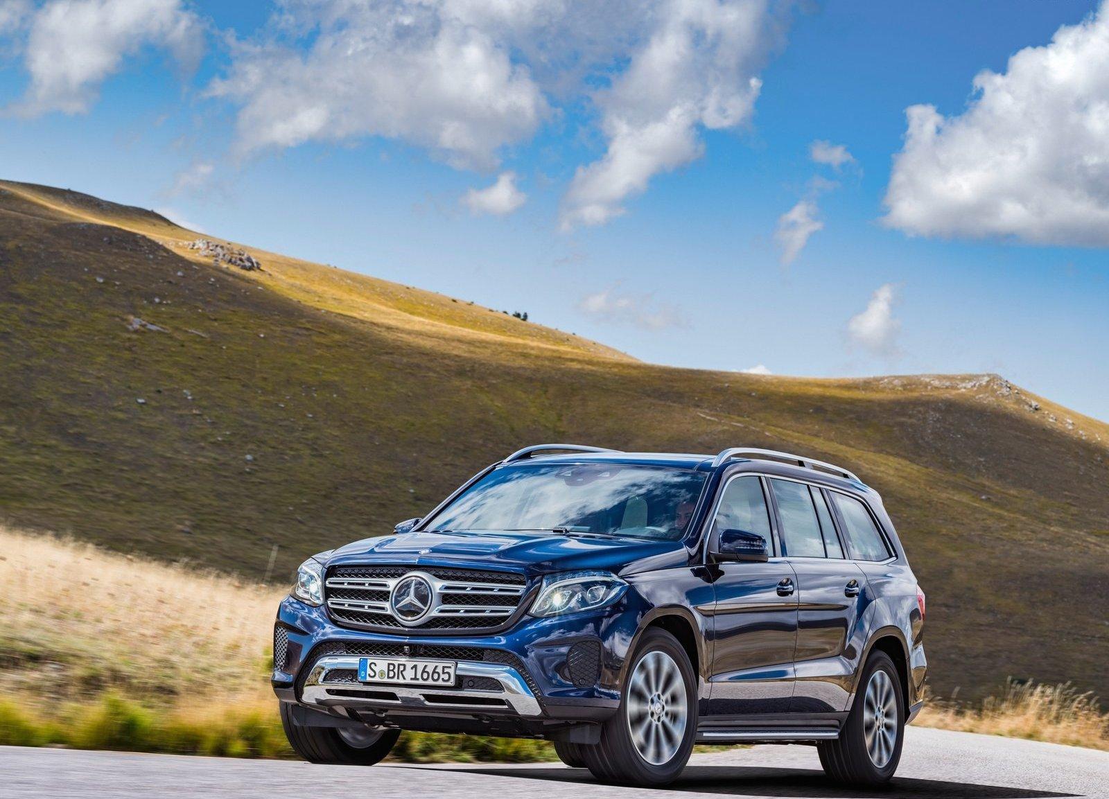 Foto de Mercedes-Benz GLS (7/25)