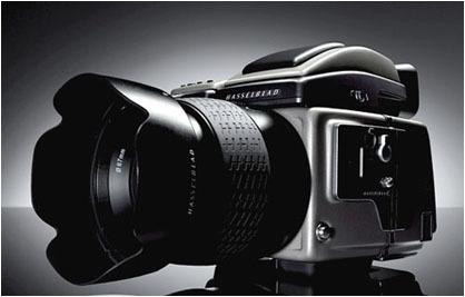 H3D II, lo nuevo de Hasselblad