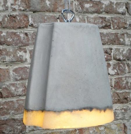lampara hormigon 2