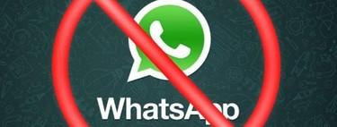 Cuidado con tus grupos de WhatsApp: podrían hacer que te expulsen de la aplicación