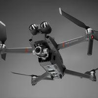 DJI Mavic 2 Enterprise: un drone ahora con capacidades para búsqueda y rescate dirigido a empresas y gobiernos