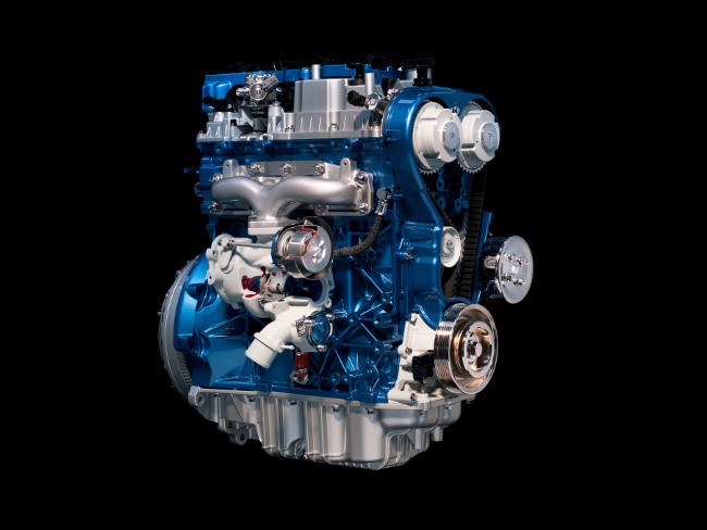 Motor 1.0 EcoBoost, International Engine of the Year 2012