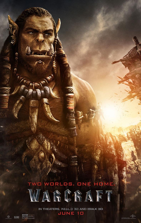 Foto de Warcraft: El origen, nuevos carteles de los protagonistas (1/8)
