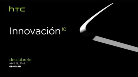 El nuevo HTC 10 ya tiene fecha de anuncio en México: 28 de abril