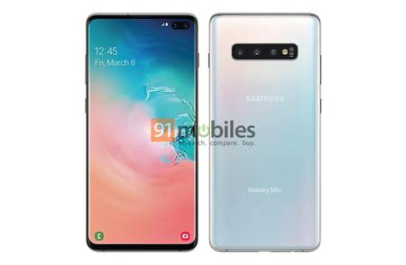 [Actualizado] Samsung Galaxy S10+: esta nueva imagen nos da un vistazo a detalle del hermano mayor de la familia