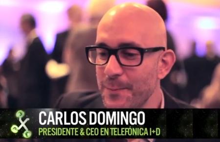 """Firefox OS es bastante mejor que Symbian, comparable hoy a Android 2.1"": Carlos Domingo, de Telefónica I+D"